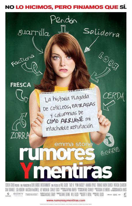Rumores Y Mentiras Rumores Y Mentiras Easy A Pelicula Peliculas En Linea Gratis