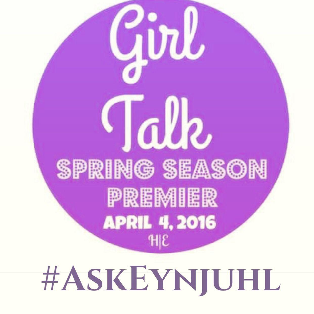 Helen Eynjuhl's GIRL TALK Online Video Series! For Women by Women >>> www.heleneynjuhl.com