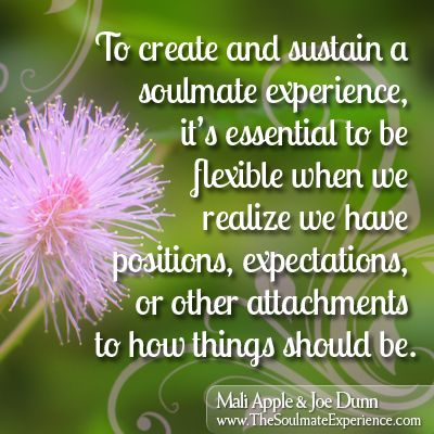 Sustaining a soulmate experience takes AWARENESS! #soulmates