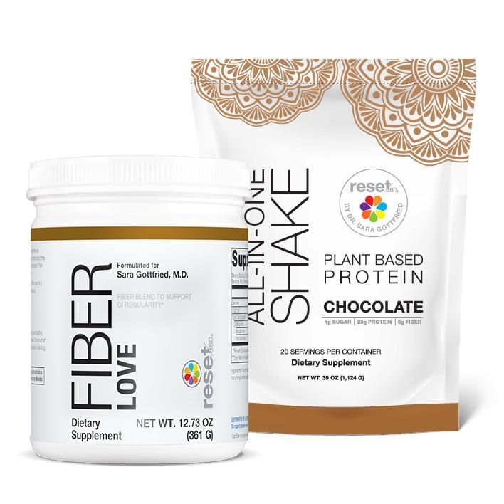 Get Me Started Kit - Chocolate w/ Fiber Love