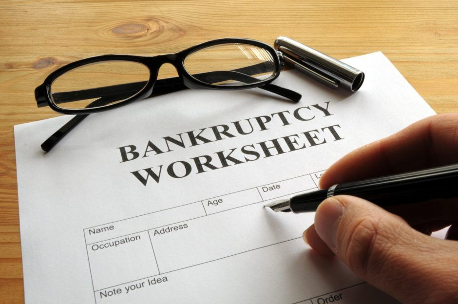 Should you file bankruptcy on your own debt settlement