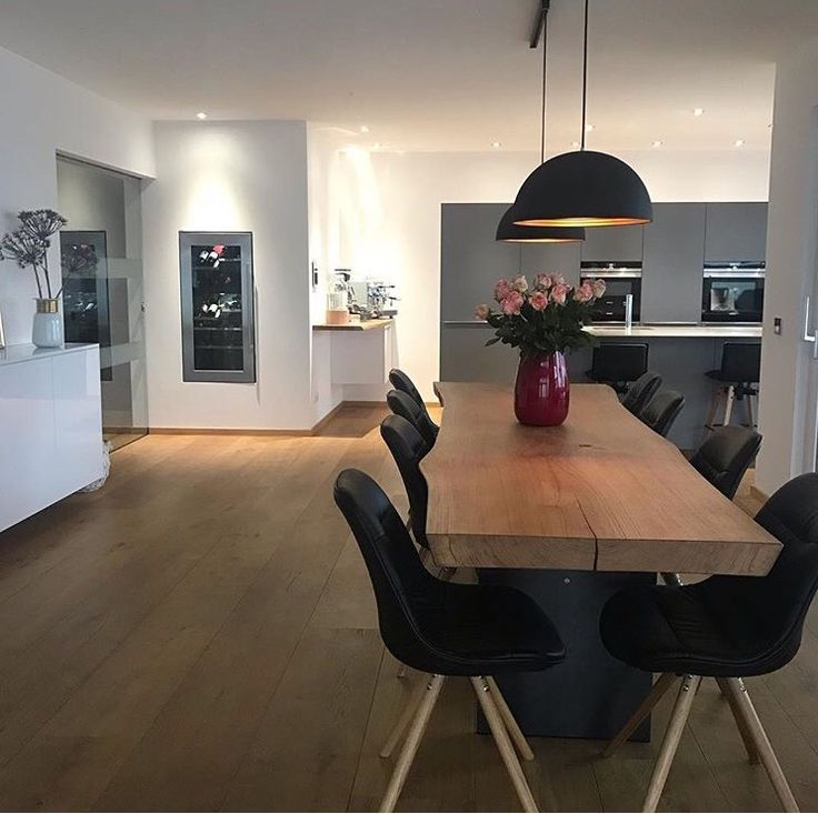 Photo of Mooie tafel + mooie lampen boven tafel – #boven #Lampen #Mooie #tafel