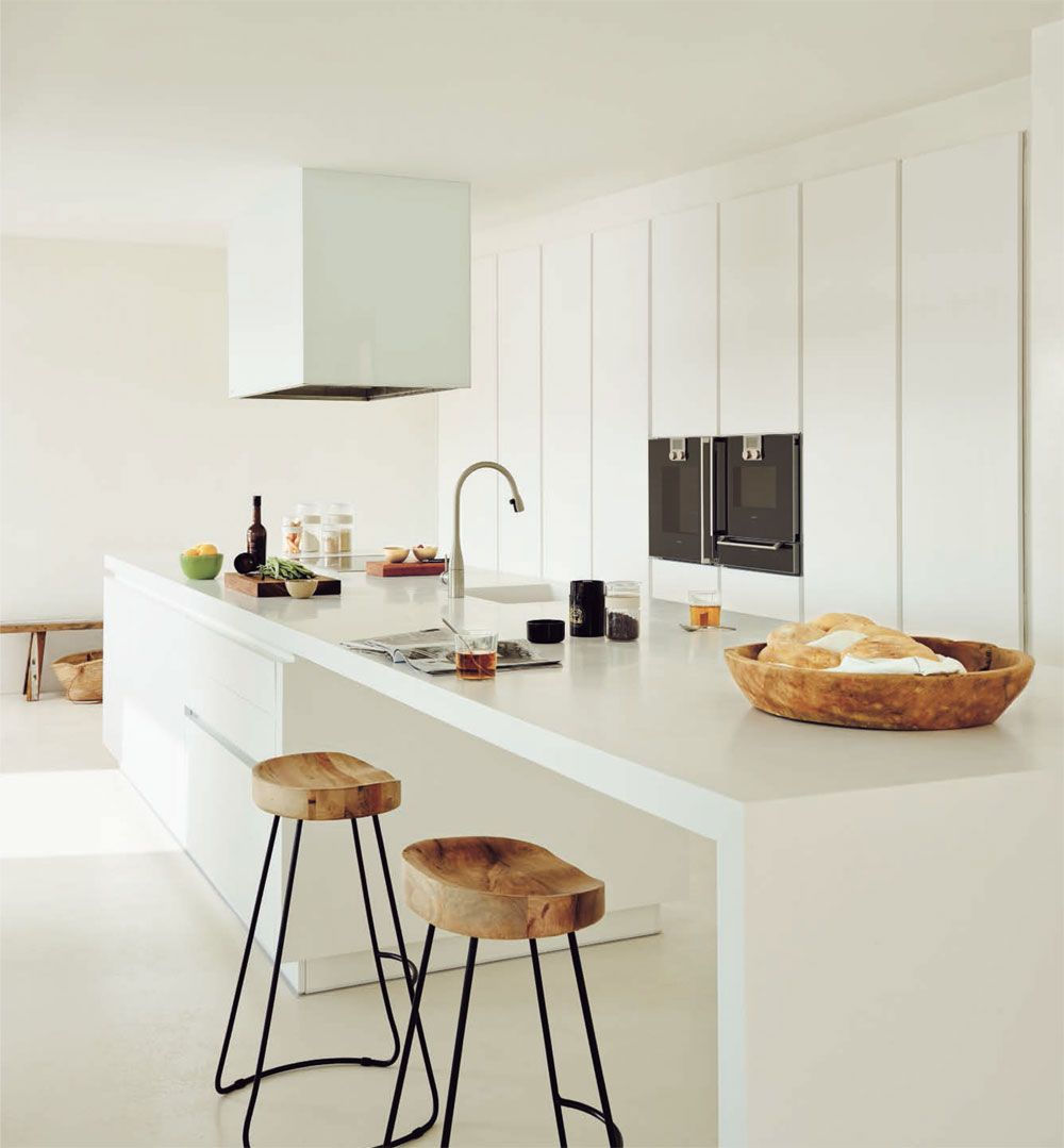 Fantástico #diseño de #cocina de nuestro cliente Gunni Trentino Home ...