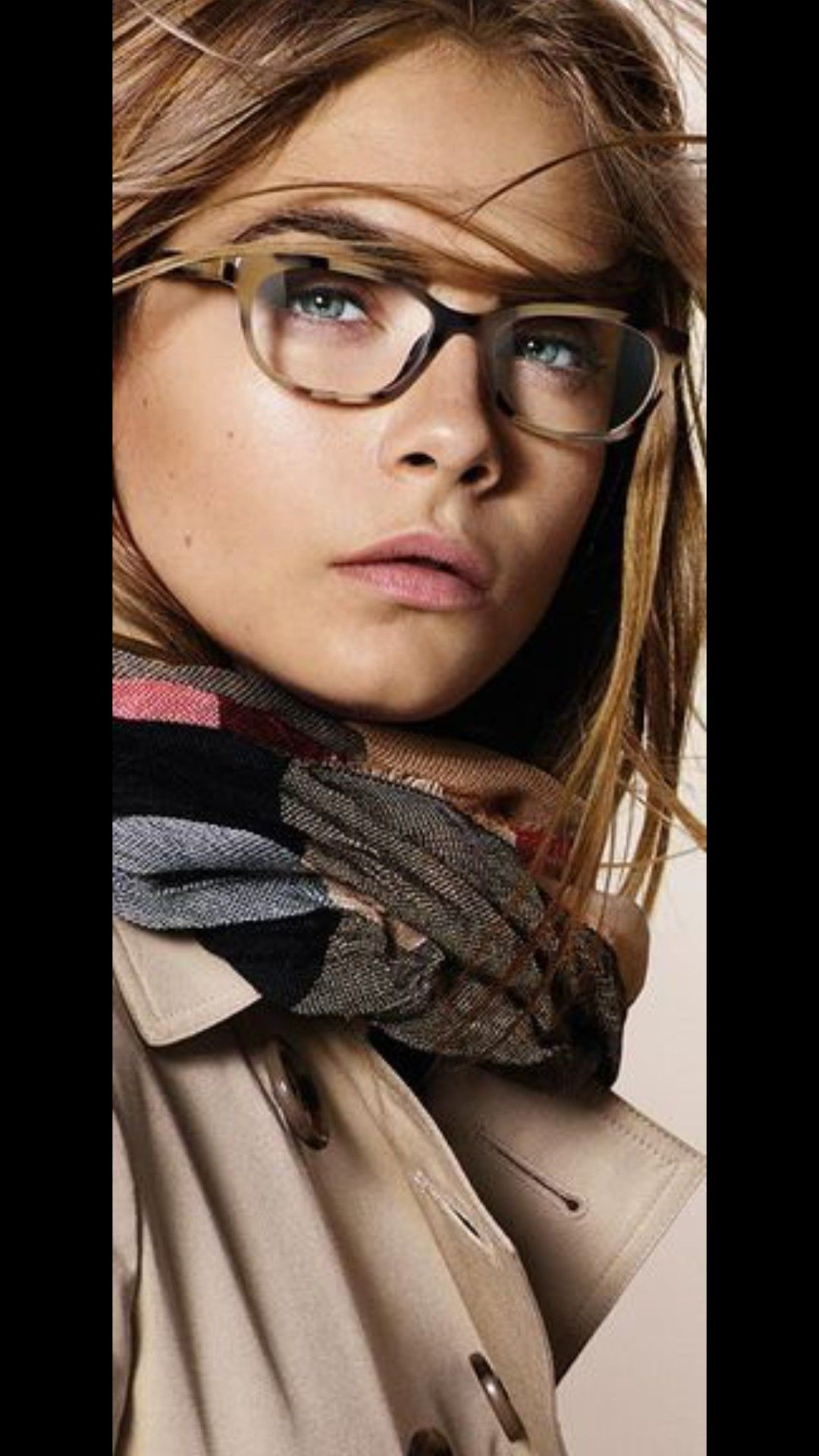 601525c86e6a Fashion Eye Glasses, Women's Trench Coats, Burberry Trench Coat, Burberry  Glasses, Burberry