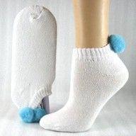 selezione premium negozio del Regno Unito sempre popolare le calze con i pon pon, come dimenticarle? | Ricordi ...