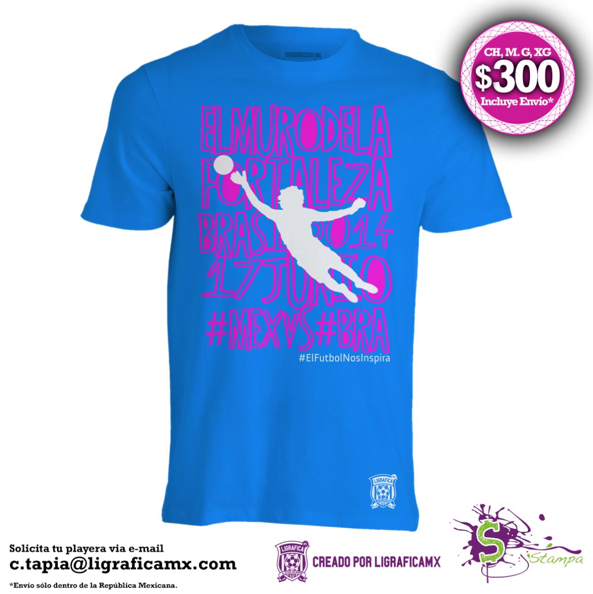 #ElMuroDeLaFortaleza #LigraficaMX • ¡Ya está a la venta! • Solicítala via mail: c.tapia@ligraficamx.com