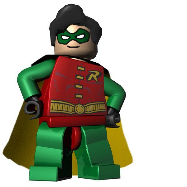Robin LEGO Batman video game image xbox 360   Boy's Bedroom/ Play ...