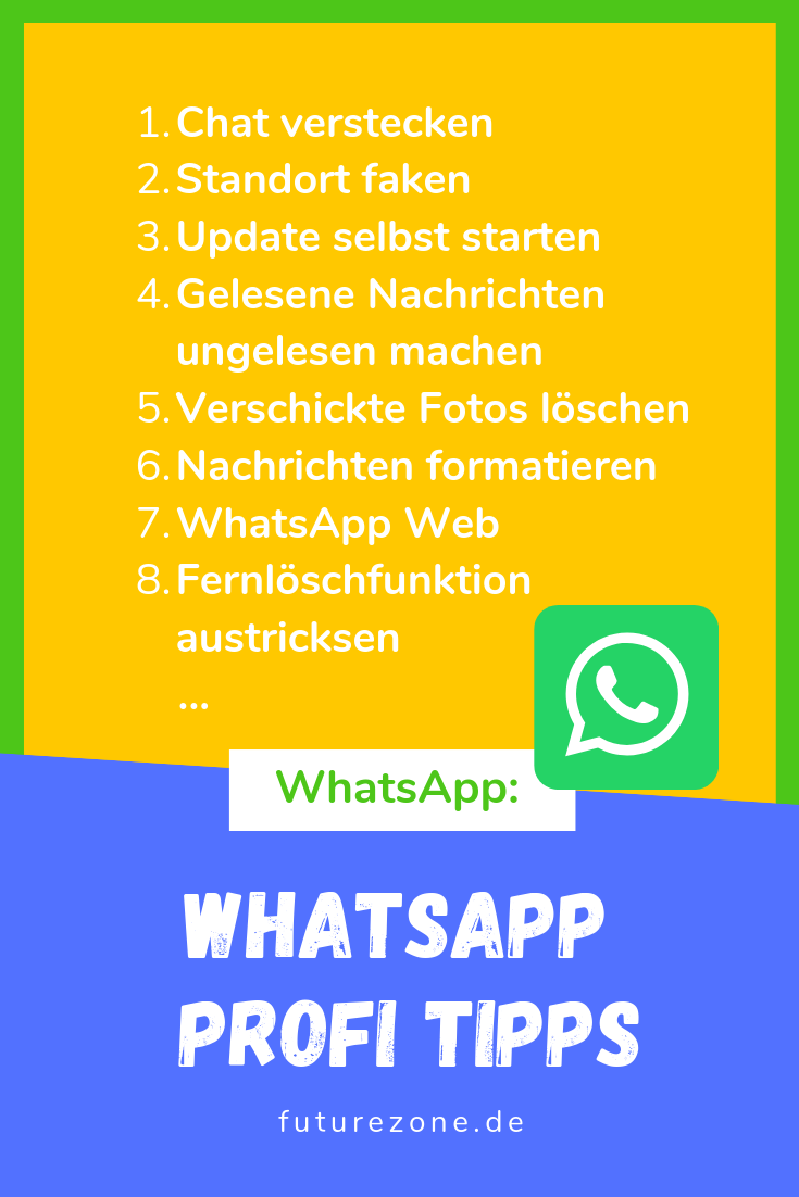 Whatsapp Profi Tipps Und Hacks Tipps Whatsapp Tricks Whatsapp Tipps