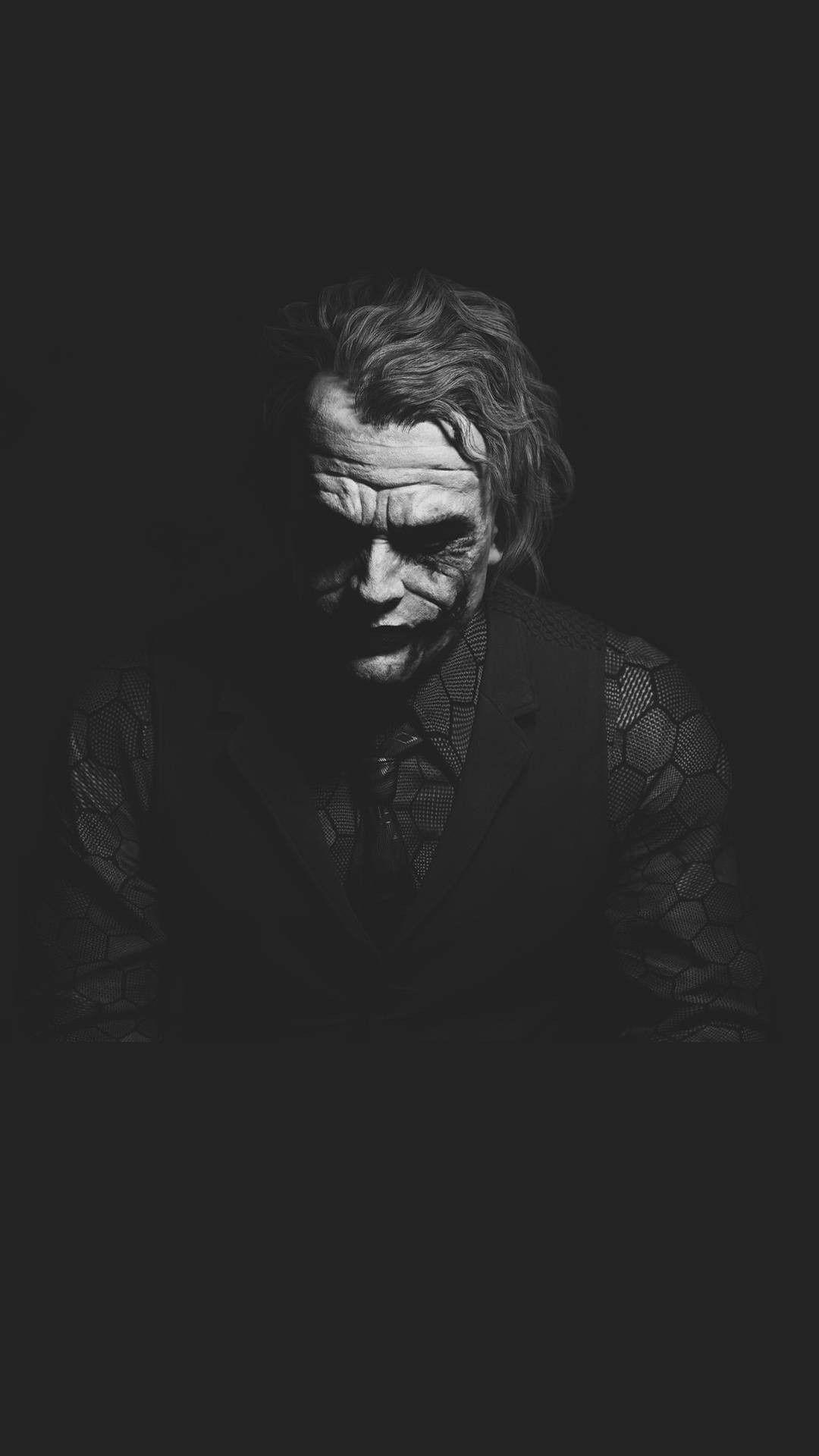 Why So Serious Joker Artwork Joker Wallpapers Joker Heath Joker why so serious iphone wallpaper hd