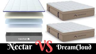 Nectar Vs Dreamcloud Mattress Review Dreamcloud Mattress Nectar Review Mattress Mattresses Reviews Mattress Mattress Frame