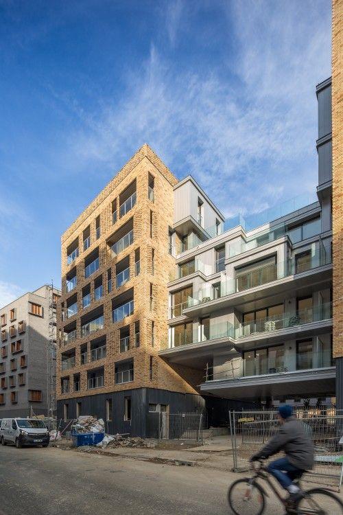 Immeuble de logements | Paris Actualités | Pavillon de l'Arsenal