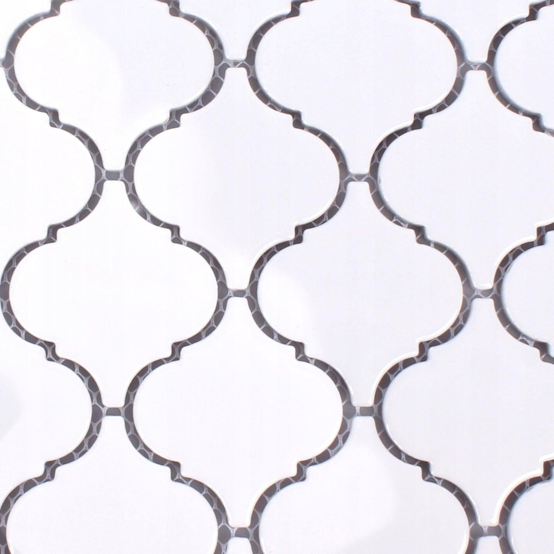 Arabeska Marokańska Koniczyna Mozaika Ceramiczna Kuchnia W