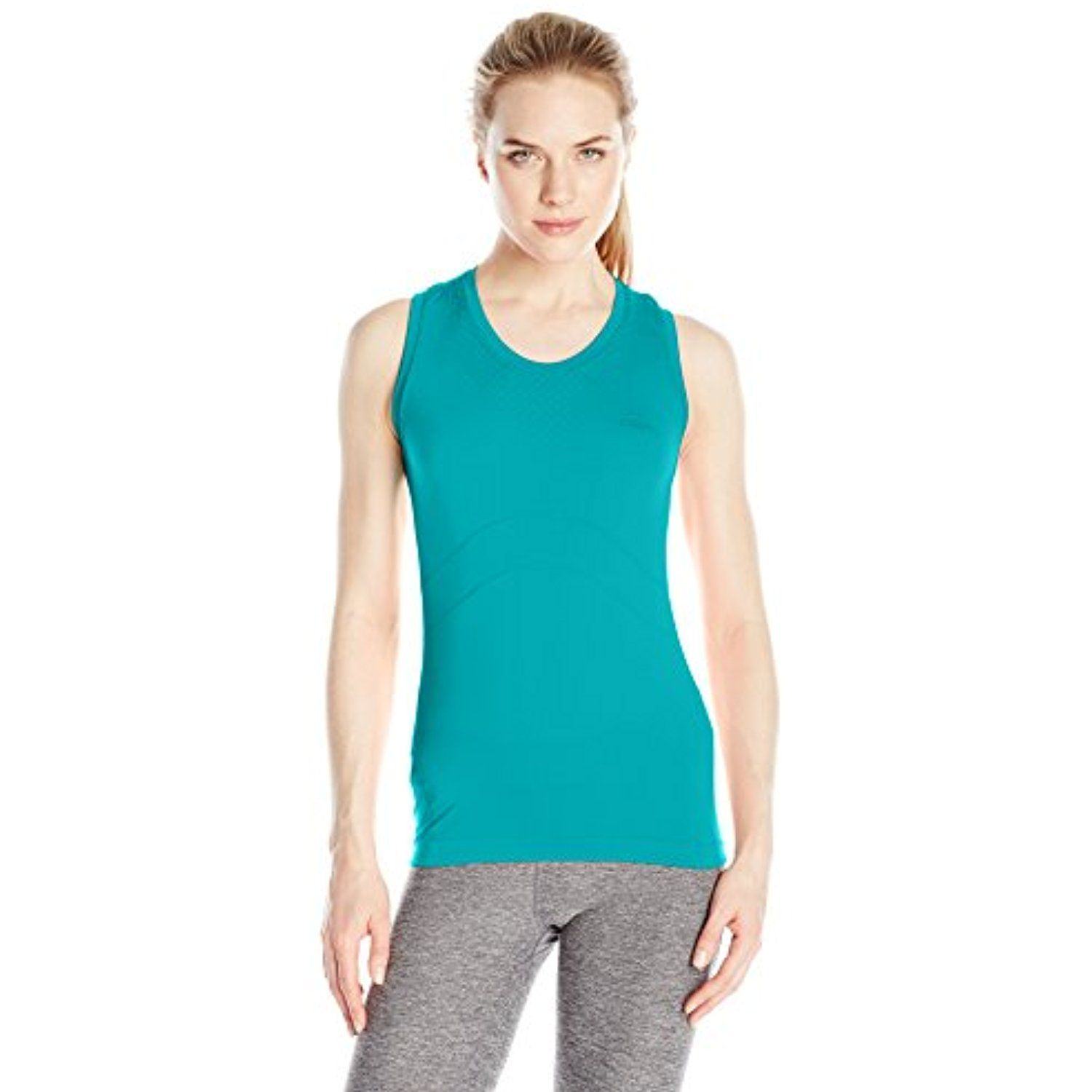 dryfit//lightweight//protection//sun//athletic//athleisure//quick//wicking//performance//exercise//trail Craft Sportswear Womens Cool Seamless Cooling Running and Training Fitness Workout Long Sleeve Shirt