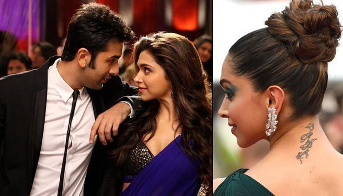 Deepika Padukone Finally Reacts On Getting The Tattoo With ...