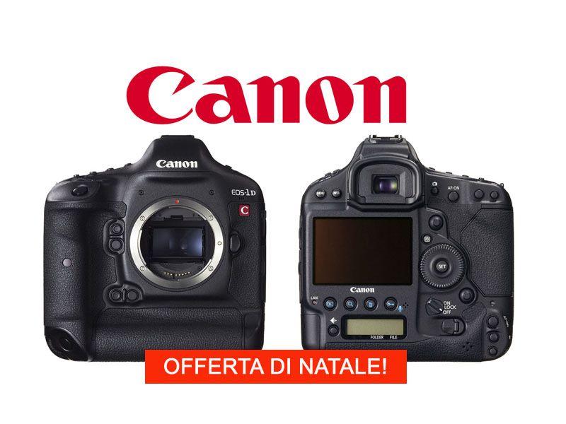 Offerta di Natale! Extra sconto di € 500,00 (IVA inclusa)su Canon ...