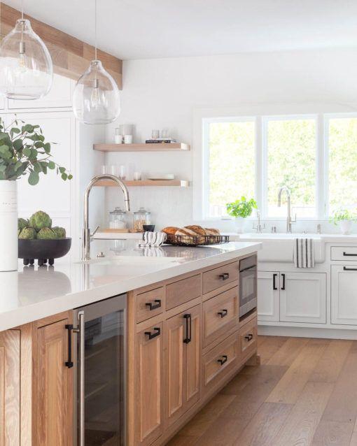 Epingle Par Maude Gosselin Sur Kitchens En 2020 Cuisines Maison