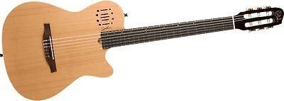 Godin Multiac Nylon Encore Acoustic Electric Guitar Natural SG |
