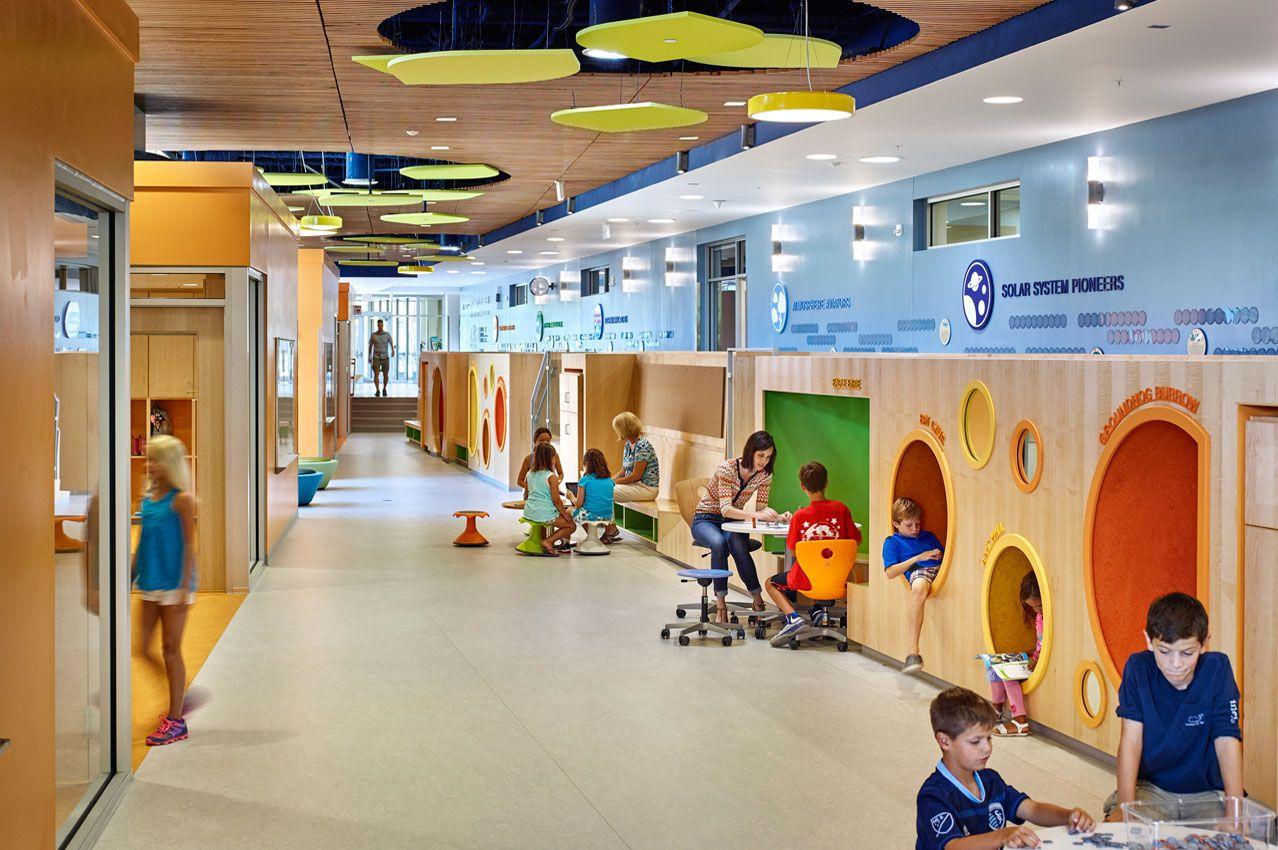 Elementary Classrooms Of The Future ~ Discovery elementary schoo arlington va vmdo
