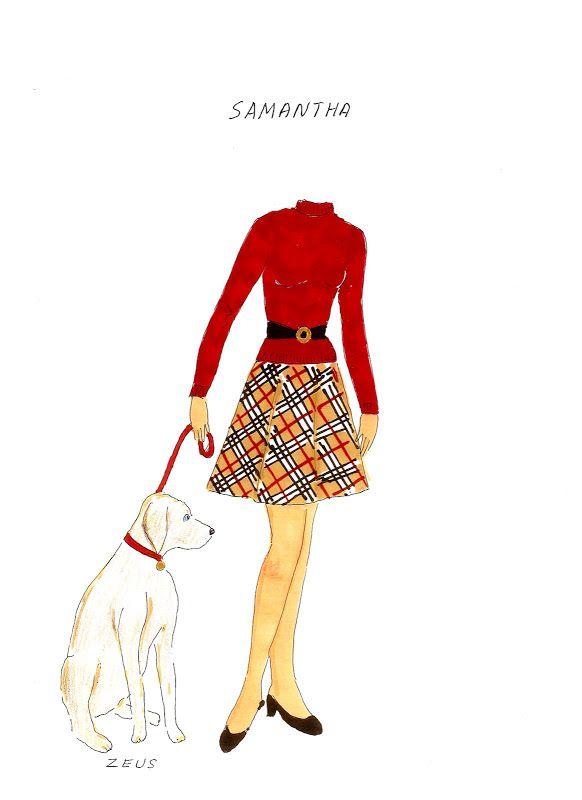 Påklædningsdukker tegnet af Inger Møller. Paper Dolls by Inger Møller - Yakira Chandrani - Álbumes web de Picasa