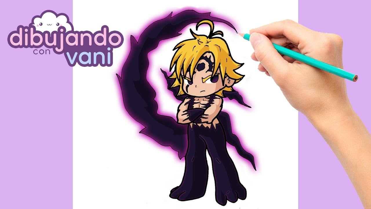 Como Dibujar A Meliodas Modo Asalto Kawaii Dibujos Para Dibujar Imag Imagenes Kawaii Anime Imagenes Kawaii Kawaii