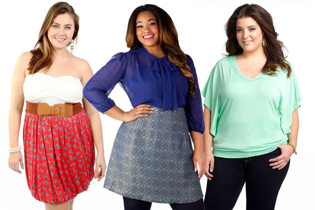 d9532cb24de3 Apple Body Shape – Plus Size Fashion Tips