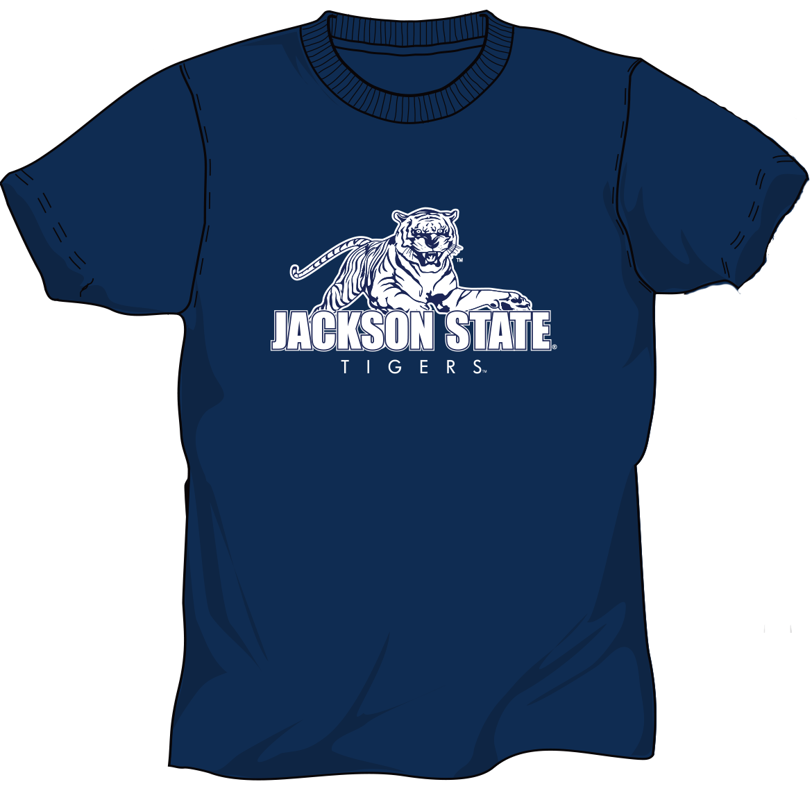 Jackson State University TShirts Available at http//www
