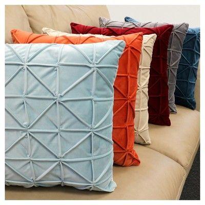 Orange Throw Pillow 40x40 Lush Décor Products Pinterest Awesome Lush Decor Pillows