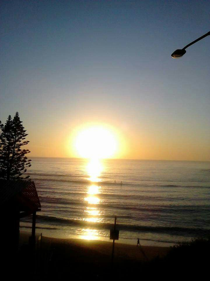 Sunrise @ Toowoon Bay