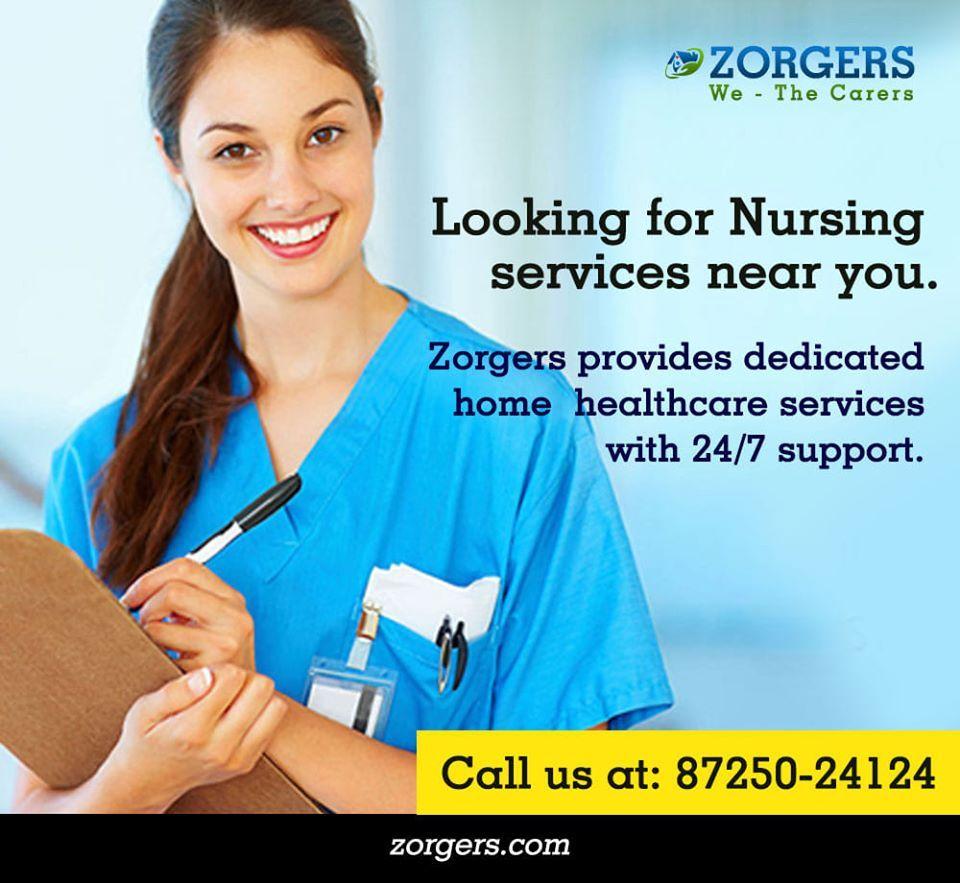 Nursing services near you in 2020 Home nursing services