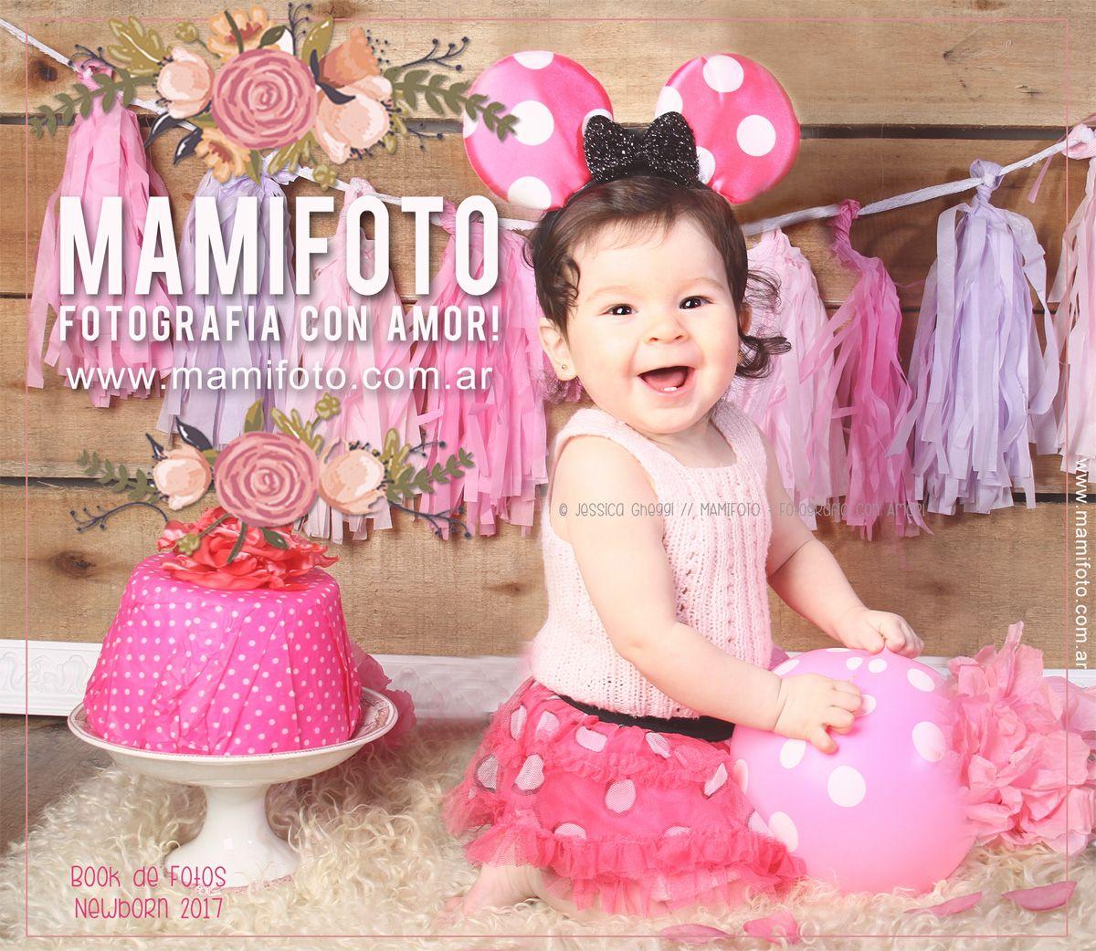 Book de foto para bebe estilismo minnie mouse mickey disney ...