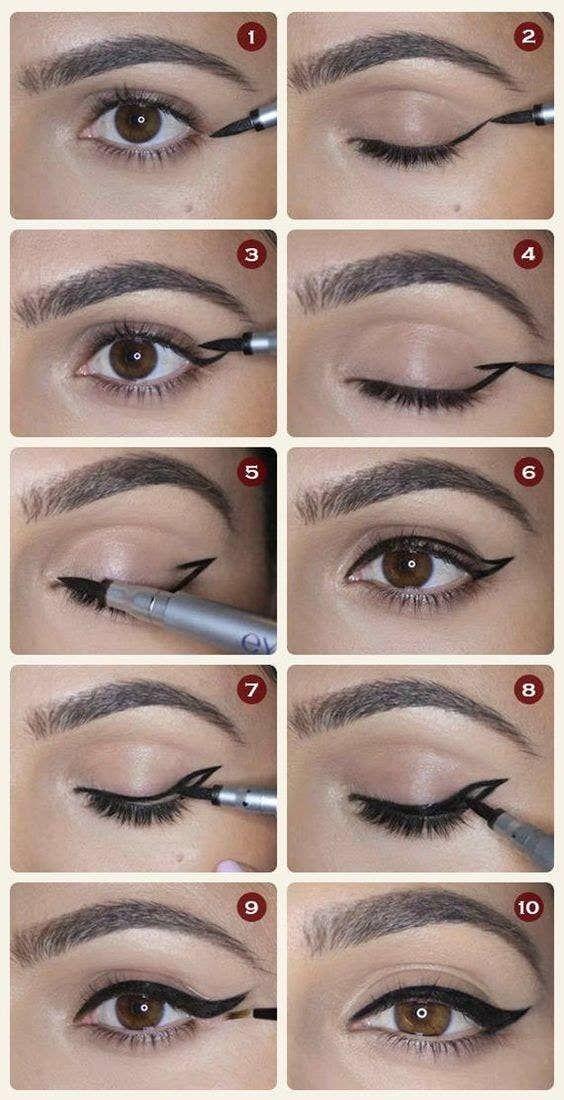 Photo of 21 Easy Eyeliner Hacks Everyone Should Try