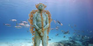 Image result for underwater museum mexico