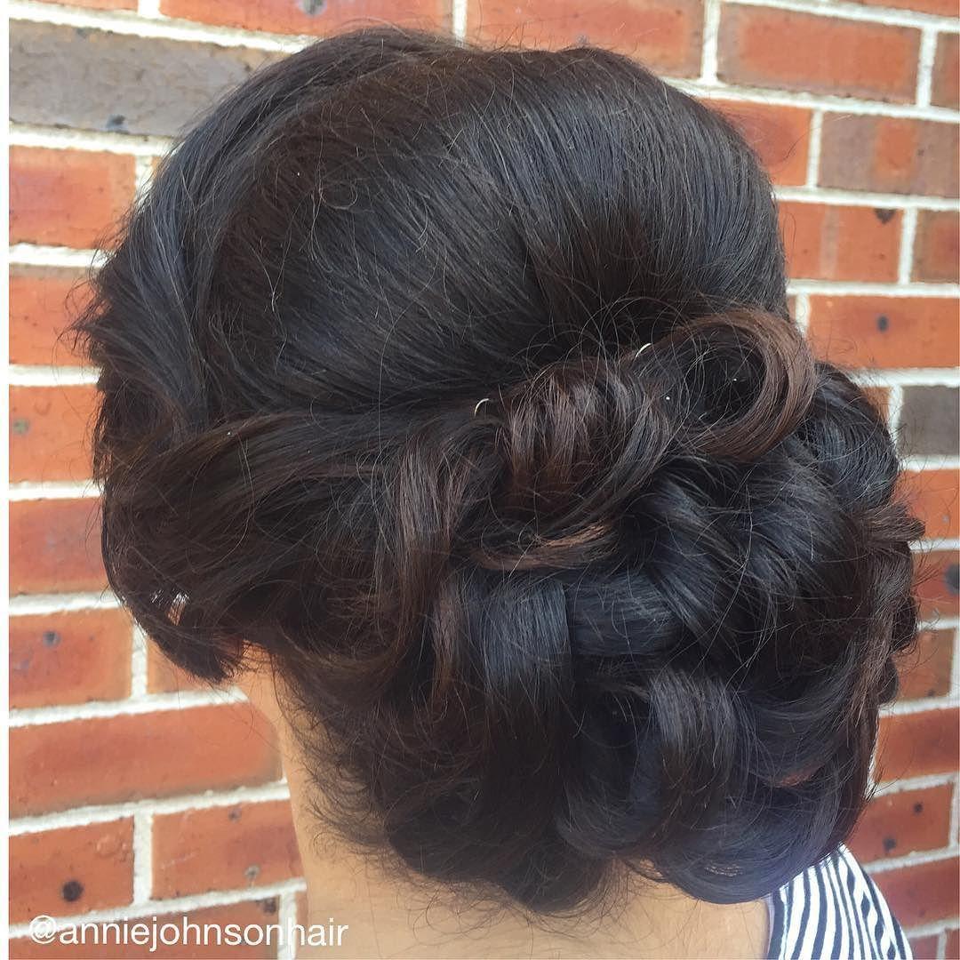 Today's beauty! Hair @anniejohnsonhair  #weddinghair #updo #upstyle #formalupdo #sydneyhair #sydneyhairstylist #sydneyweddinghair #sydneyweddinghairstylist #indianbeauty #anniejohnsonhairstylist  http://ift.tt/1TXU6KN by anniejohnsonhair