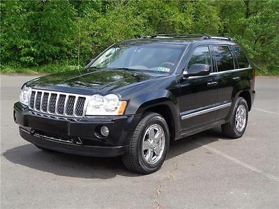 Ebay 2007 Jeep Grand Cherokee Overland Limited 5 7 Hemi 4wd 4x4