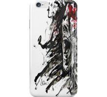 """The Pain of Cluster Headache"" by Agnes-Cecile for Arte Cluster iPhone Case/Skin"