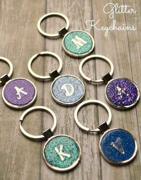how to make keychains easy