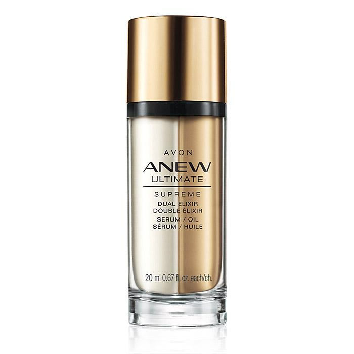 Anew Ultimate Supreme Dual Elixir Anew Ultimate Avon Skin Care Skin Radiance