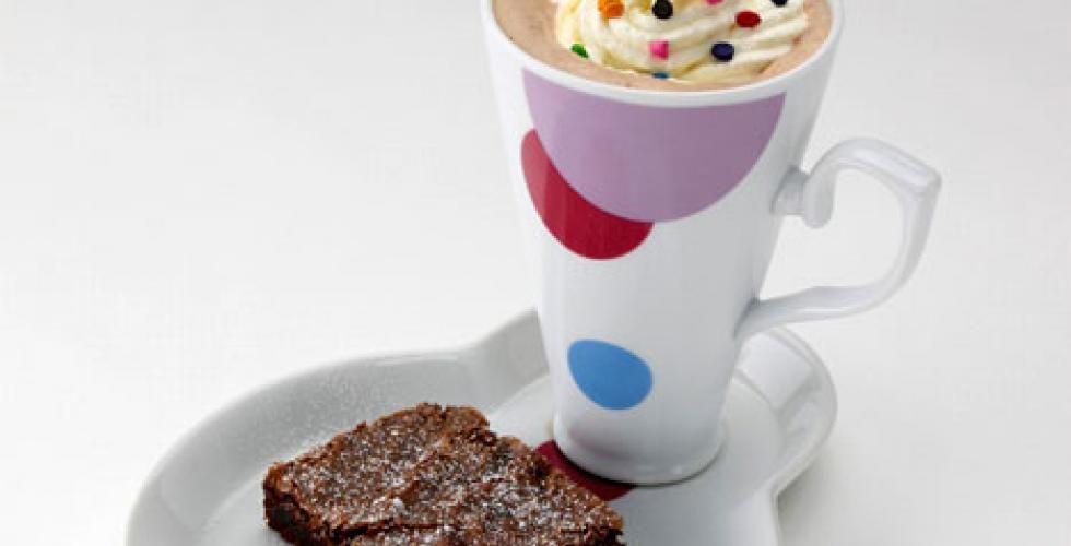 Deilig varm sjokolade > Oppskrift | Dinmat.no