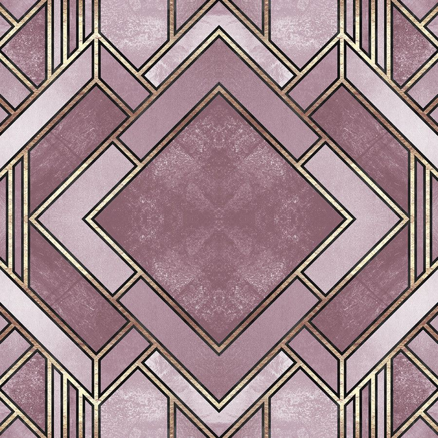 Art Deco City Wallpaper Art deco wallpaper, Art deco