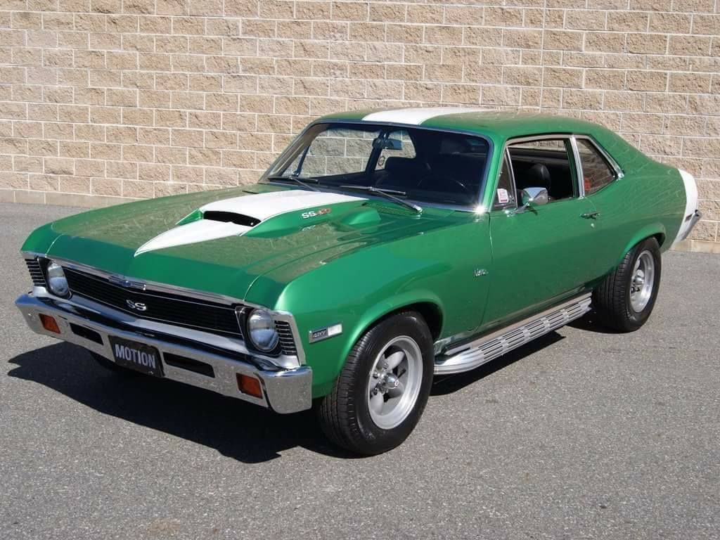 Morbid Rodz Chevy nova, Chevy, Chevrolet