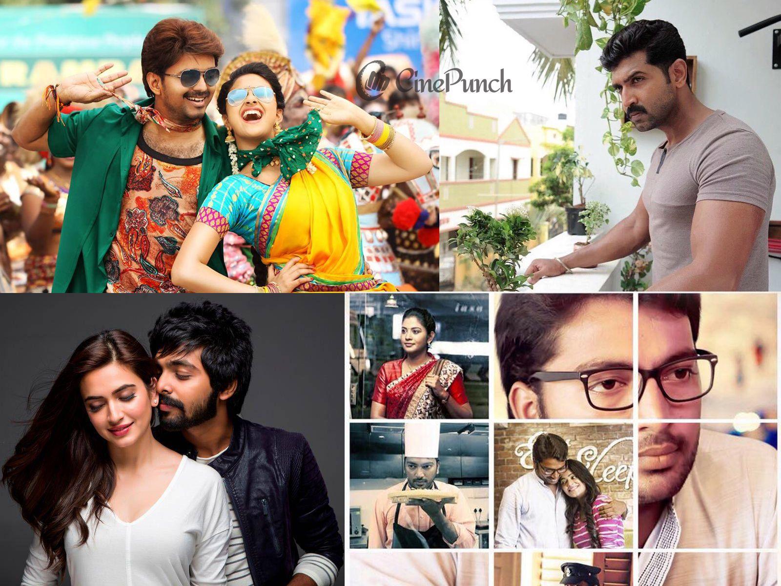 Gv prakash movie list