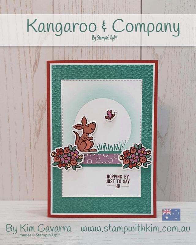 Little Kangaroo & Company – Stampin' Up! Australia
