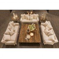 St tropez linen sofa
