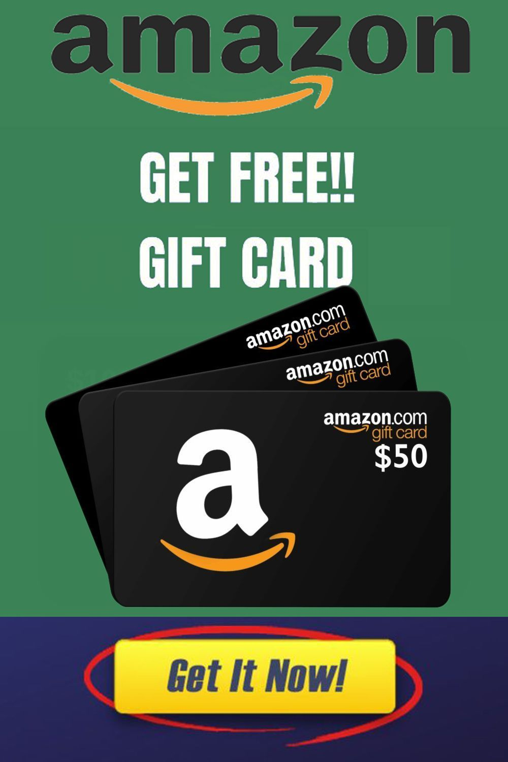 Free 100 Amazon Gift Card Code In 2020 Amazon Gift Card Free