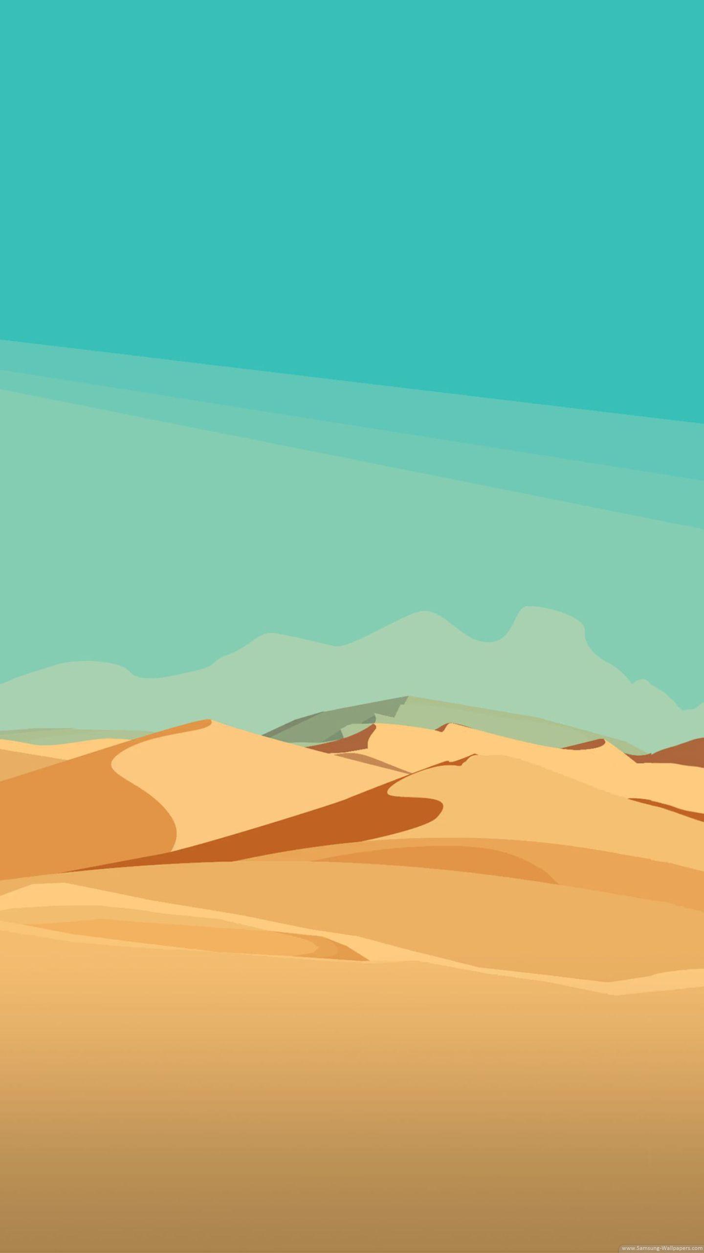 Desert Scenery Wallpapers Wallpapers Scenery Wallpaper Minimal Wallpaper Minimalist Wallpaper