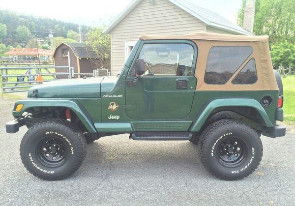 2000 Jeep Wrangler Sahara 4 0l 75k For Sale In Flint Tx Jeep Wrangler Sahara Wrangler Sahara 2000 Jeep Wrangler