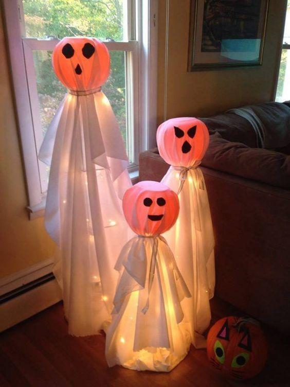 Halloween fai da te: 27 idee mostruose! (Video Tutorial)