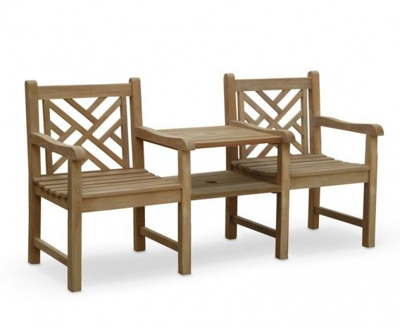 Wooden Jack And Jill Seat