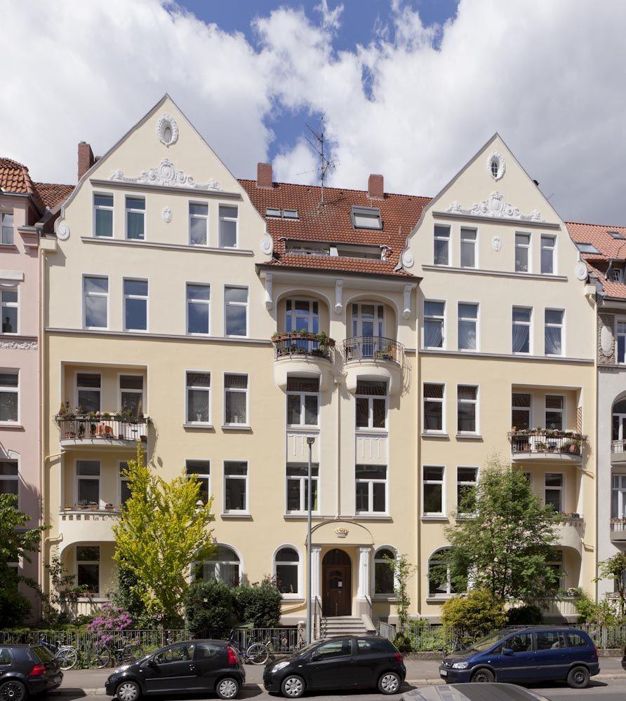 Einfamilienhausmietvertrag Mietvertrag Von Haus Grund: Umfangreiche Sanierung Der Goebelstr. 13 Hannover Mit