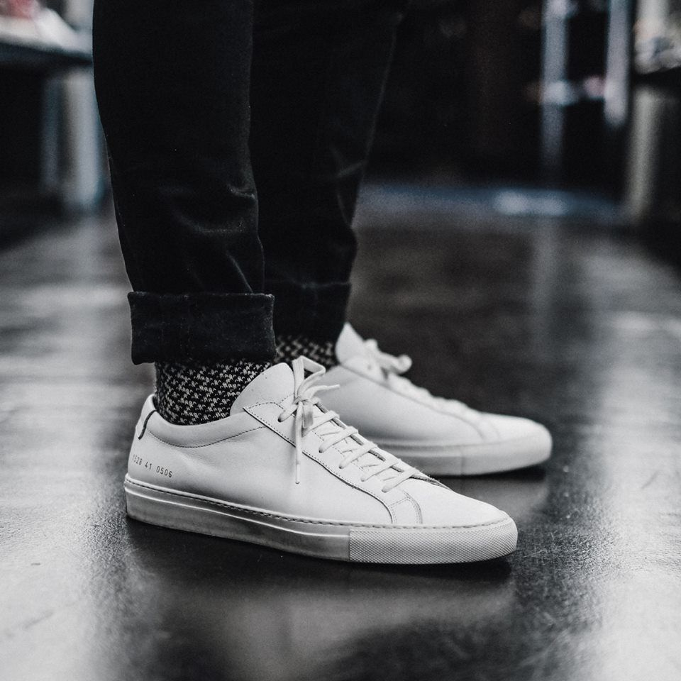 Common Projects Achilles Low More